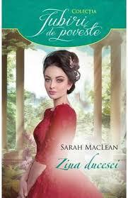 Ziua ducesei - Sarah McLean - Editura Litera