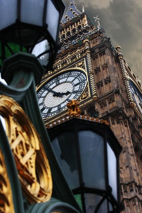 Seria Misterele Londrei
