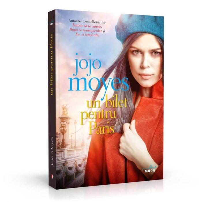 Un bilet pentru Paris de Jojo Moyes-În curând-Litera