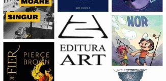 Casa Editorială ART la Gaudeamus 2018