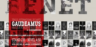Editura Herg Benet la Gaudeamus 2018
