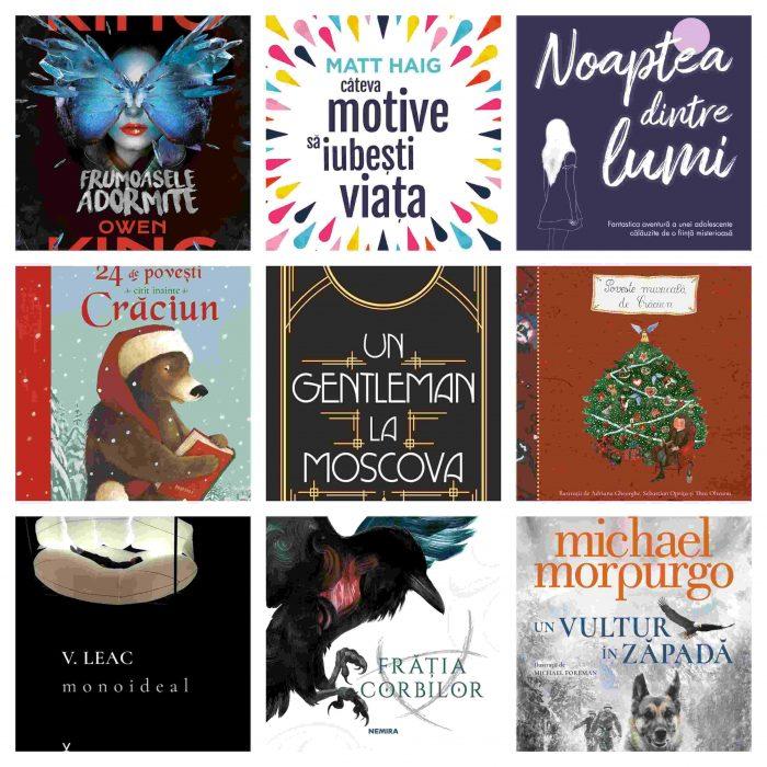 Nemira şi Nemi - cele mai vândute cărţi la Gaudeamus 2018