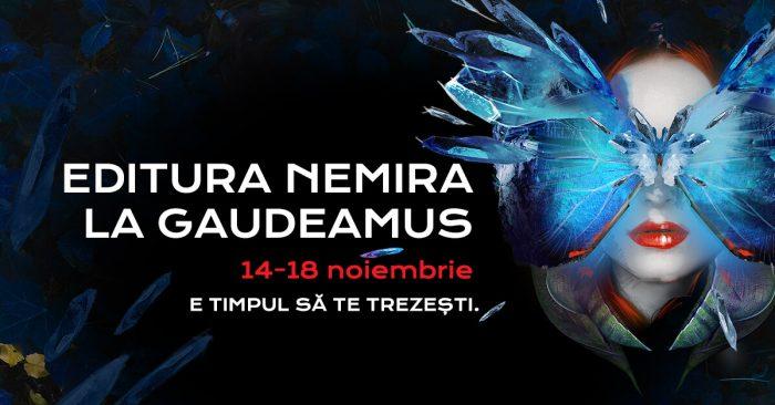 Noutati editoriale Editurile Nemira si Nemi Gaudeamus 2018