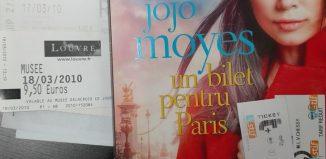 Un bilet pentru Paris
