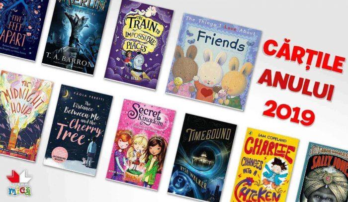 Cărțile anului 2019 pentru copii de la LITERA Mică