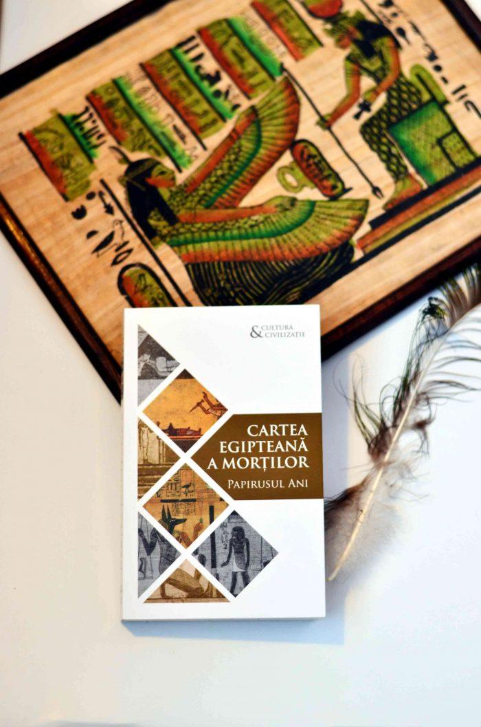Cartea Egipteană a Morților