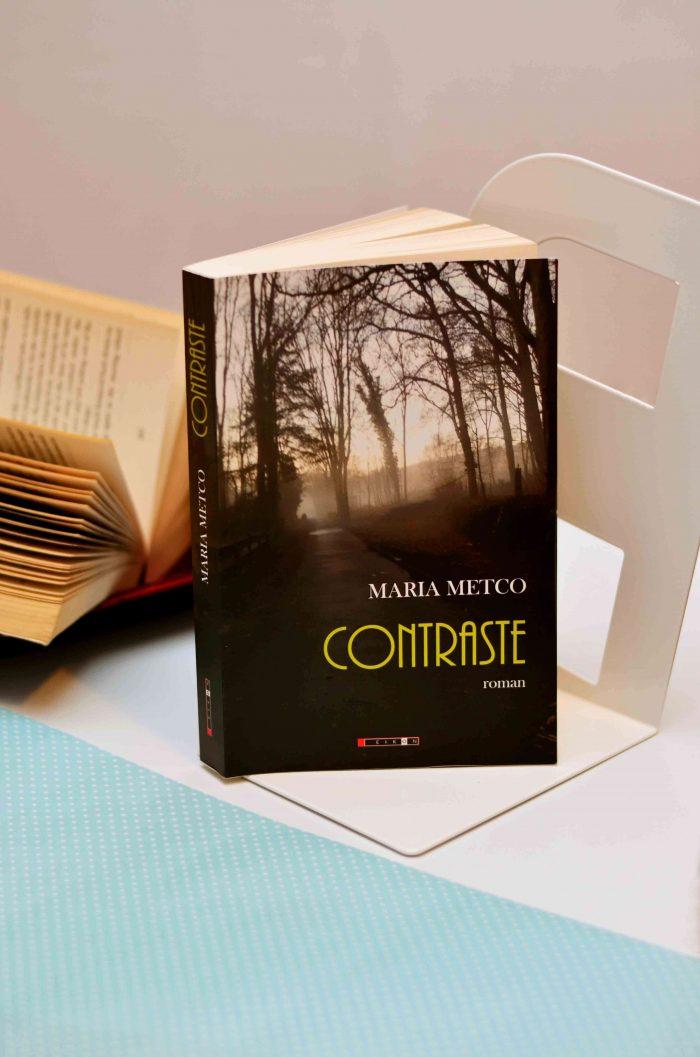 Contraste - Maria Metco - Editura Eikon