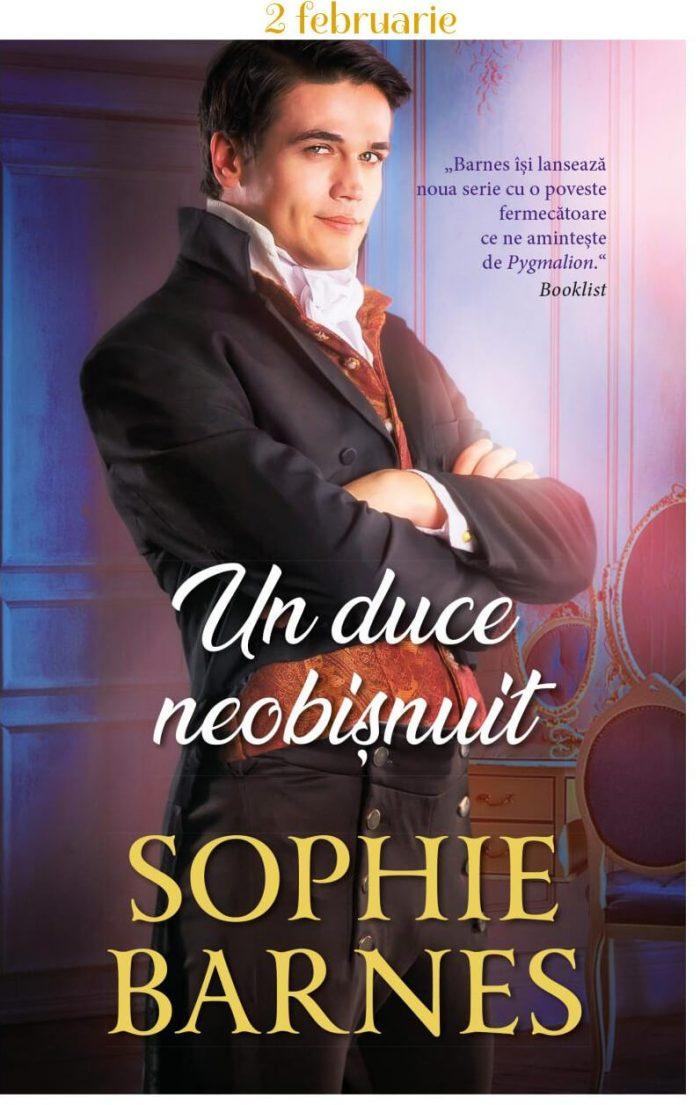 Un duce neobişnuit - Sophie Barnes