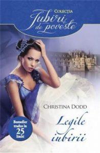 Rules of Attraction - Legile iubirii - Colecția Iubiri de poveste - Seria Guvernantelor -Christina Dodd