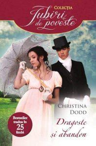 Rules of Surrender - Dragoste și abandon - Colecția Iubiri de poveste - Seria Guvernantelor -Christina Dodd