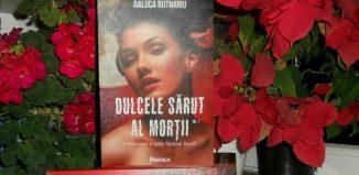 Dulcele sărut al morții vol. 2 - Raluca Butnariu - Trilogia Tărâmul Tăcerii