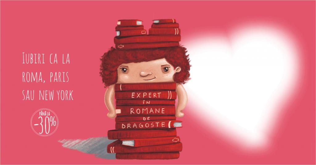 Expert in romane de dragoste