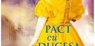 Pact cu ducesa -Tessa Dare