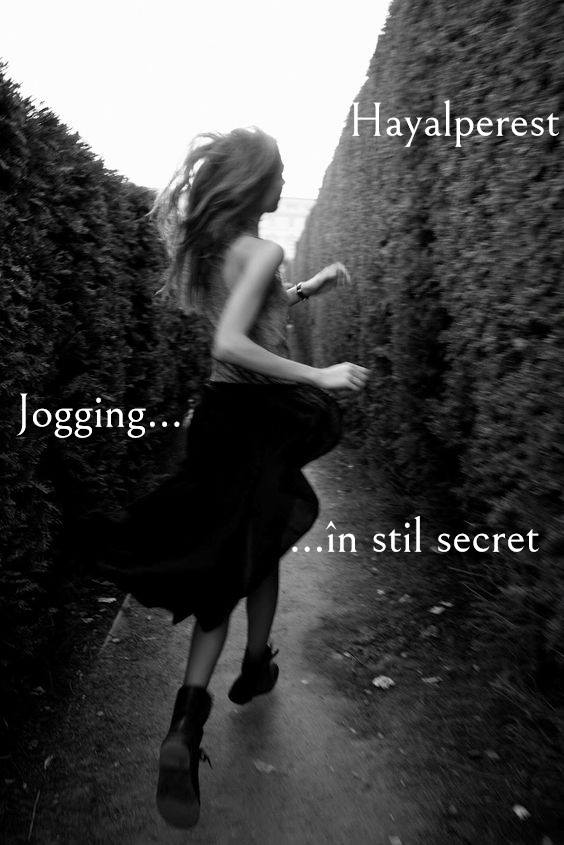 Jogging în stil secret - Hayalperest - capitolul II