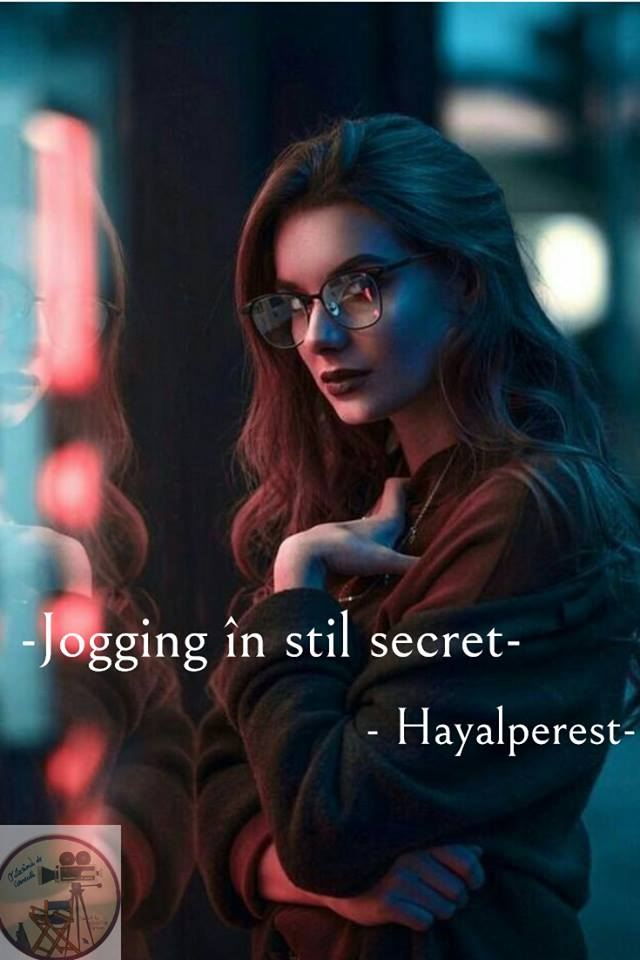 Jogging în stil secret - Hayalperest