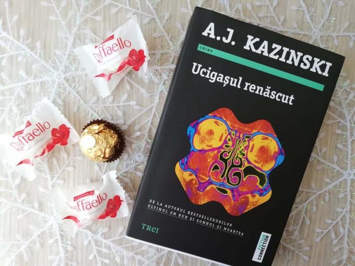 Ucigașul renăscut - A.J. Kazinski