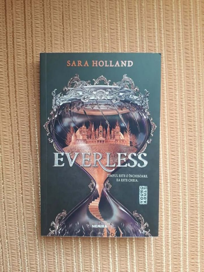 Everless - Sara Holland - Editura Nemira
