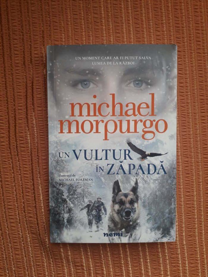 Un vultur în zăpadă - Michael Morpurgo - Editura Nemira