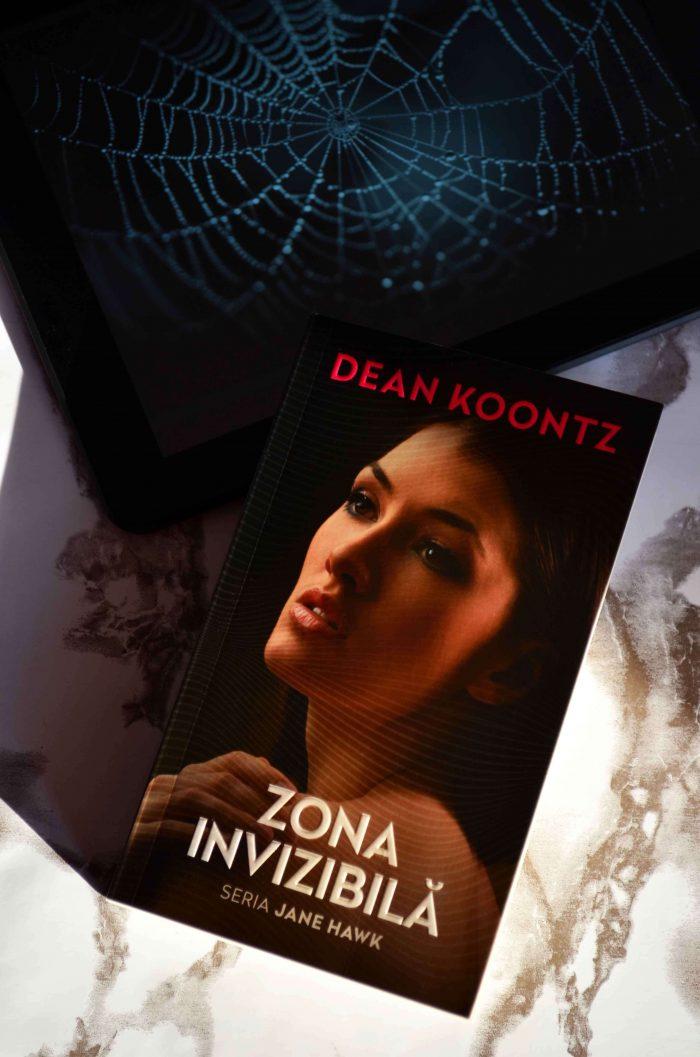 Zona invizibilă - Dean Koontz - Seria Jane Hawk