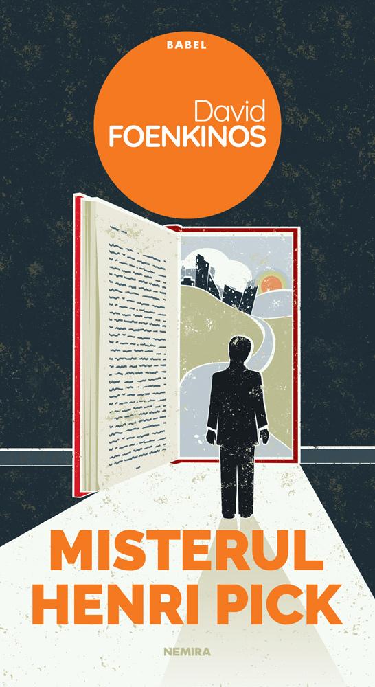 Fragment carte - Misterul Henri Pick - David Foenkinos
