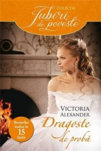 The Wedding Bargain - Dragoste de probă - Seria Effington Family - Victoria Alexander