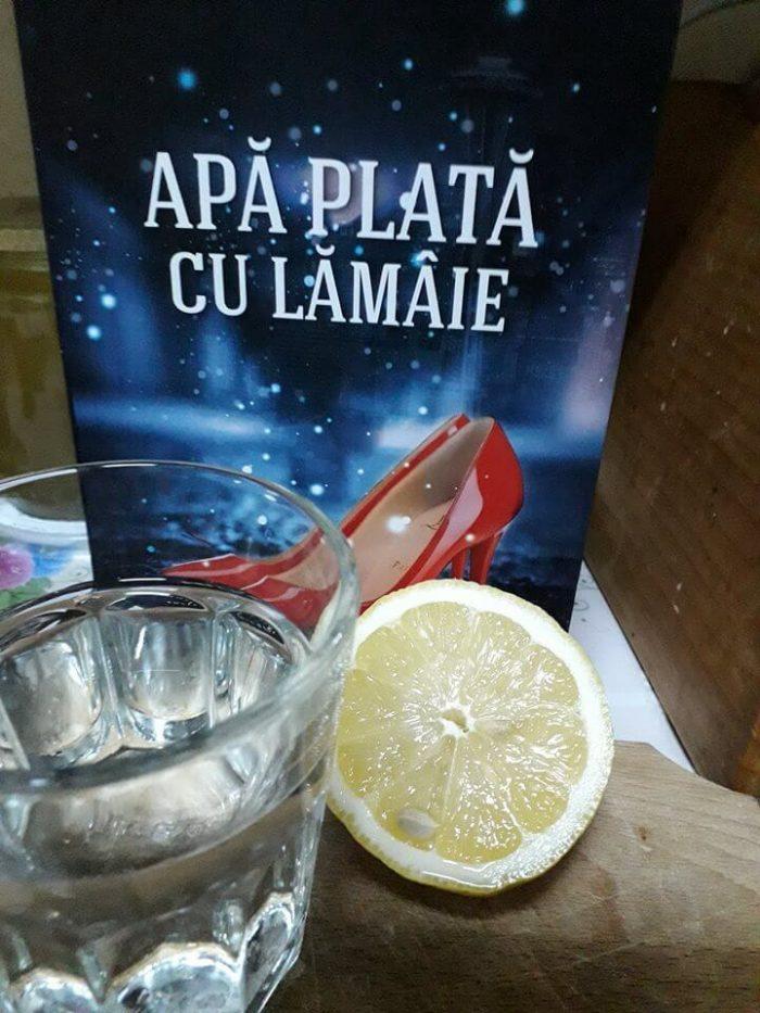 Apă plată cu lămâie - Iulia Florentina Paciurea - Libris Editorial