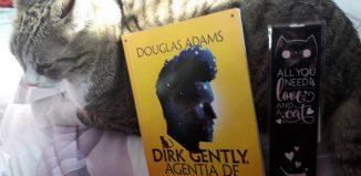 Dirk Gently. Agenția de investigații holistice - Douglas Adams