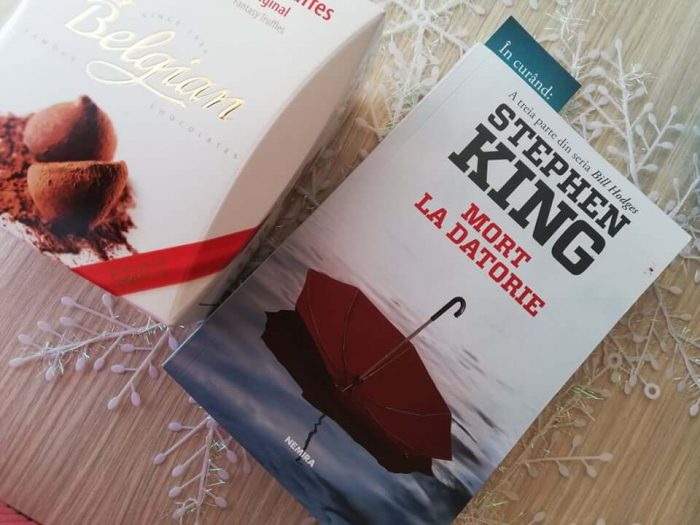 Mort la datorie - Stephen King - Seria Bill Hodges