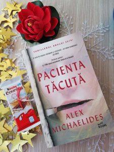 Pacienta tăcută - Alex Michaelides - Editura Litera