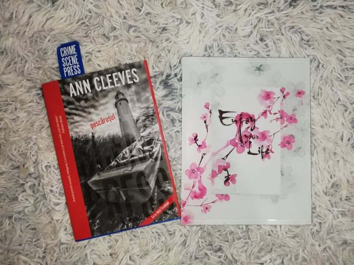 Pescărușul - Ann Cleeves - Editura Crime Scene Press