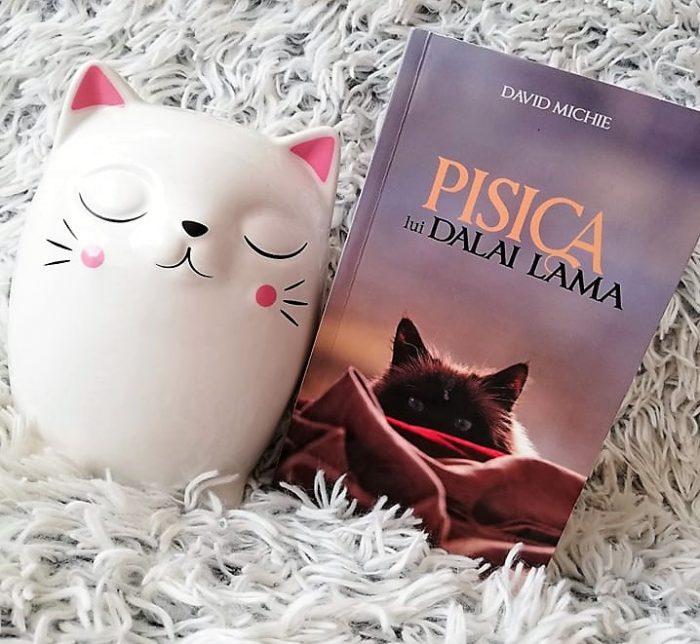 Pisica lui Dalai Lama - David Michie - Editura Atman