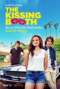 3. The Kissing Booth- (2018)- Cabina cu săruturi - 5 filme relaxante pentru timpul liber