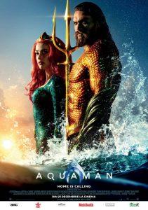 Aquaman- (2018) - Aquaman