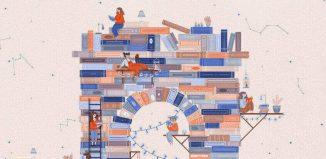 Arcul de Triumf este gazda cititorilor laNoaptea Cărților Deschise