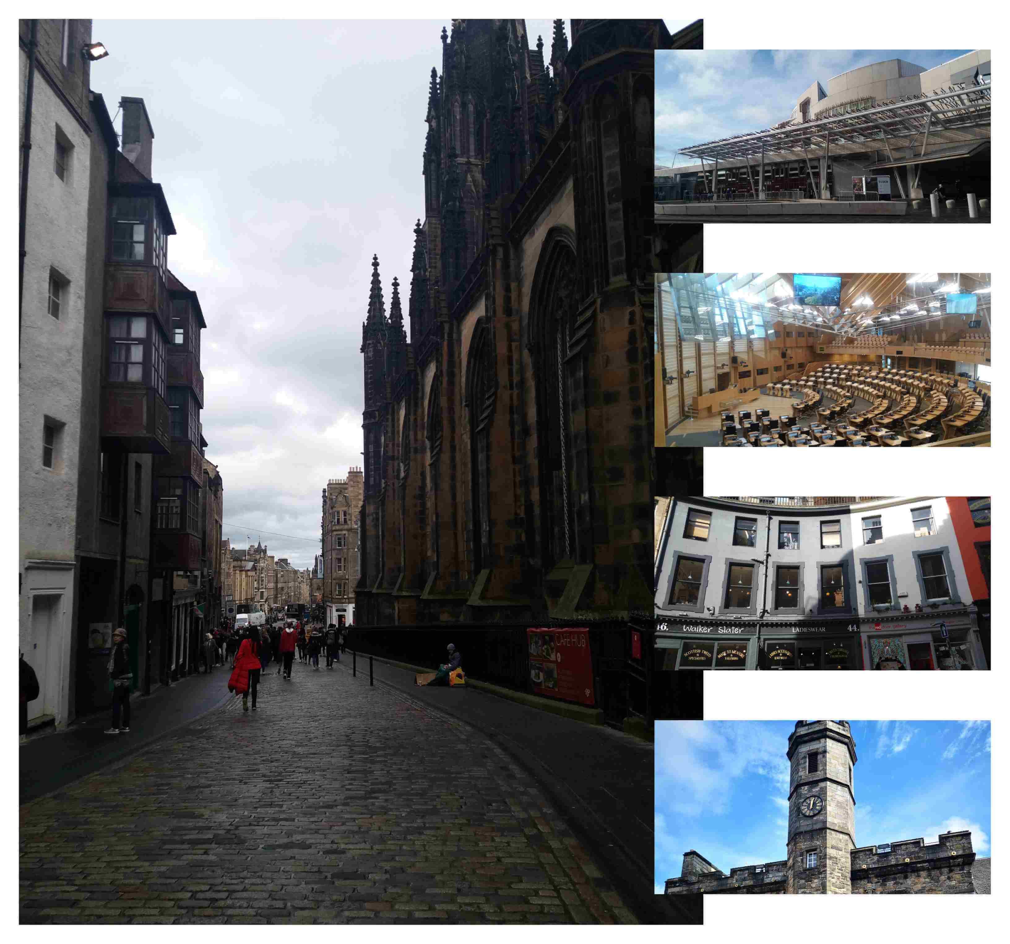 Edinburgh - Scoția