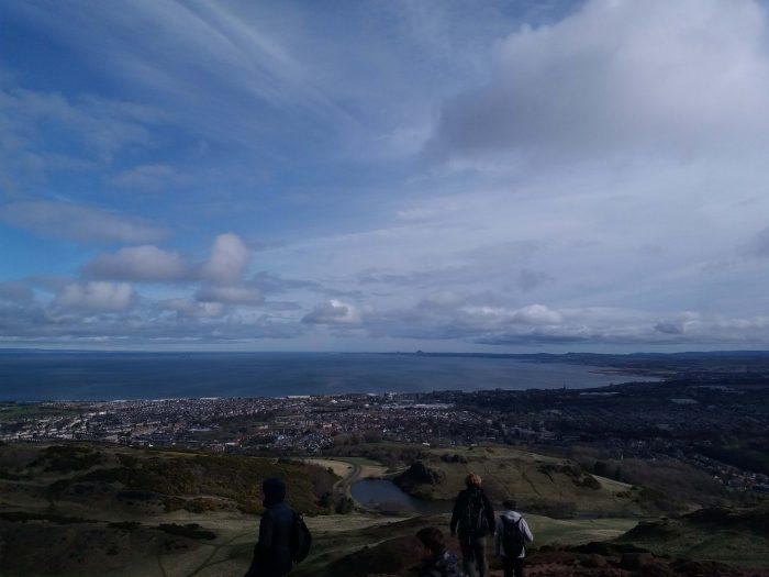 Edinburgh - Scoția - impresii de călătorie - atracții turistice