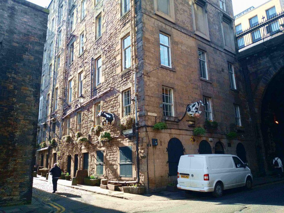 Edinburgh - Cowgate