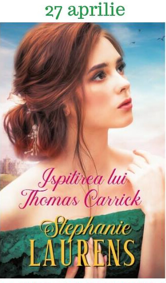 Ispitirea lui Thomas Carrick - Stephanie Laurens