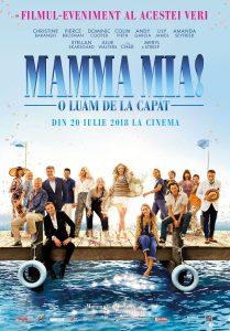 Mamma Mia! Here We Go Again- (2018) - Mamma Mia! O luăm de la capăt