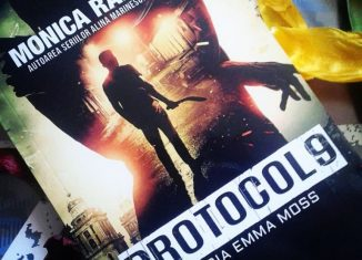 Protocol 9 - Monica Ramirez - Editura Tritonic - Seria Emma Moss