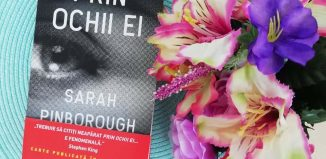 Prin ochii ei - Sarah Pinborough - Editura Litera