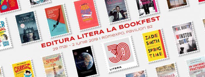 Editura Litera la Bookfest 2019 - Literaturapetocuri.ro