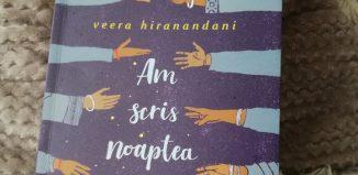 Am scris noaptea în jurnal - Veera Hiranandani