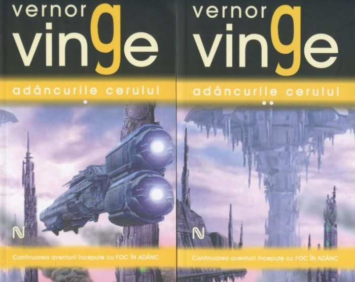 Adâncurile cerului - Vernor Vinge