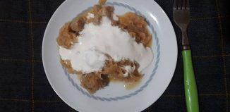 Supă de mazăre cu găluşcuţe - Varză cu carne