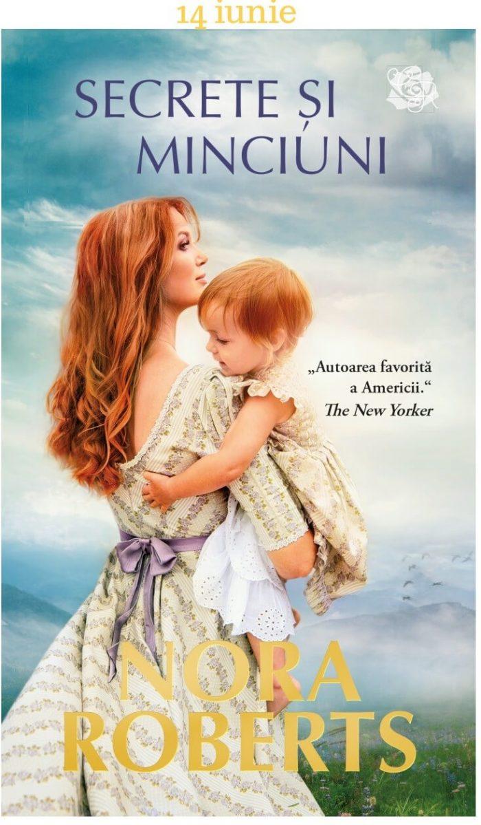 Secrete și minciuni - Nora Roberts