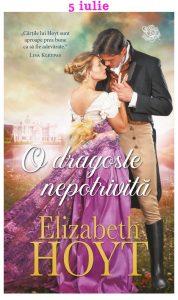 O dragoste nepotrivită - Elizabeth Hoyt