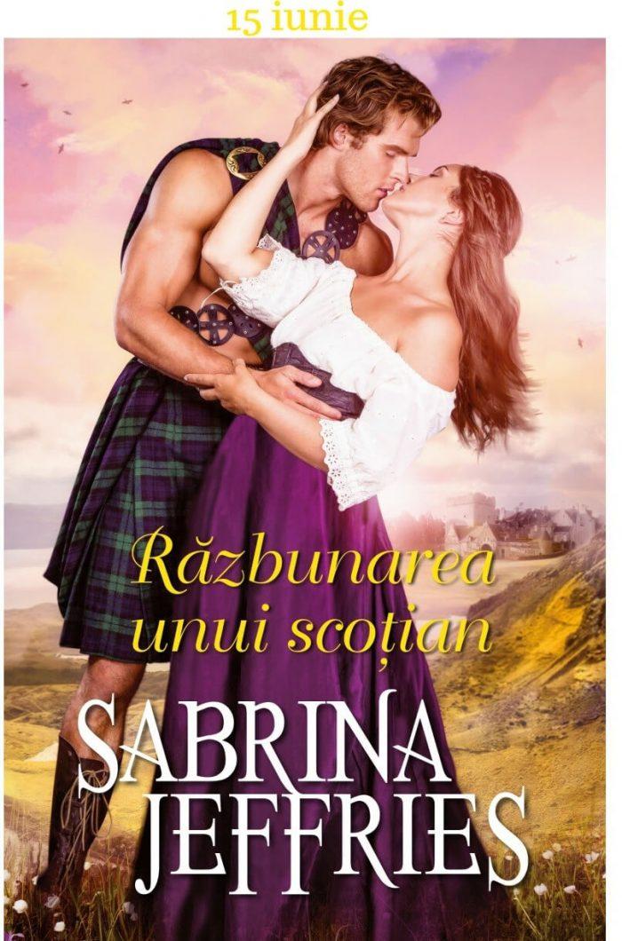 Răzbunarea unui scoţian - Sabrina Jeffries