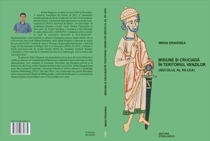 Misiune şi cruciadă în teritoriul venzilor (secolul al XII-lea) -Mihai Dragnea