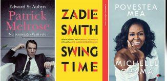 Top preferințe cititori Litera și Litera mică la Bookfest 2019